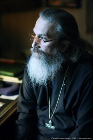 Священник Константин Кобелев. Фото Михаила Моисеева