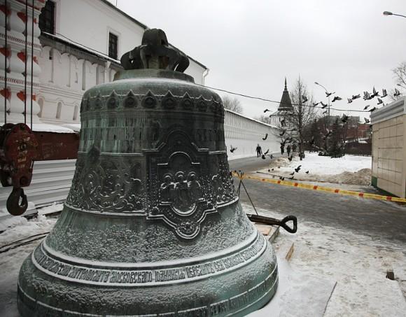 Колокол Даниловского монастыря