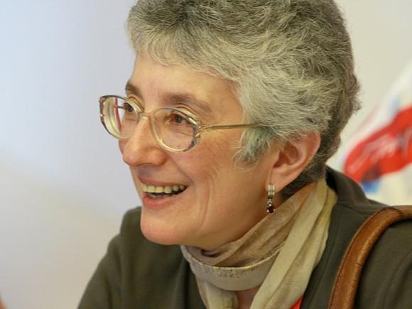 Галина Чаликова