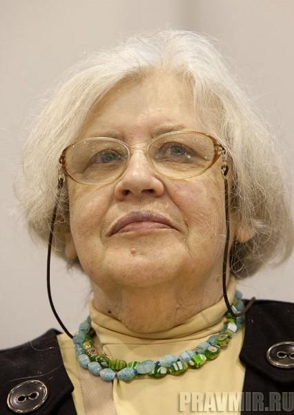 Марина Андреевна Журинская. Фото Юлии Маковейчук