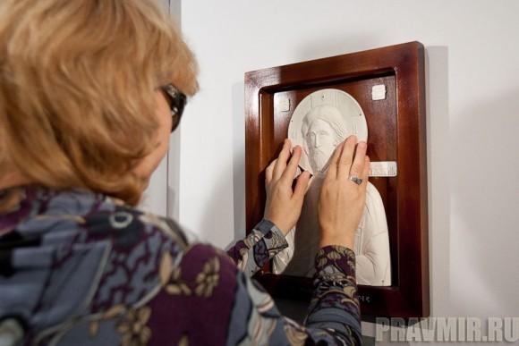 Иконы для слепых. Фото Юлии Маковейчук pravmir.ru (13)