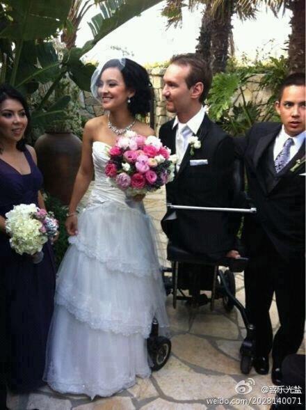 свадьба Ника Вуичича
