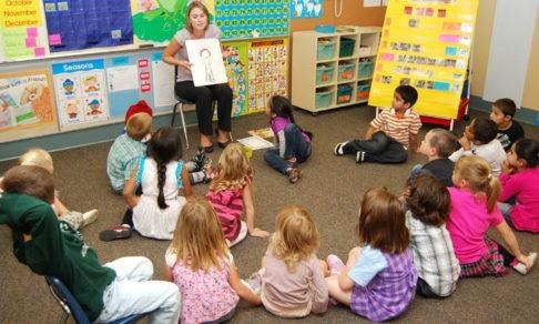 Стихи для детей про детский сад
