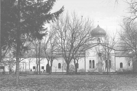 Покровский собор в Чикаго. 1800 Lee Street. Des Plaines, IL 60018, U.S.A.