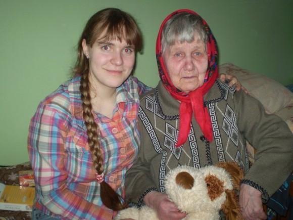 Один мой день – в доме престарелых