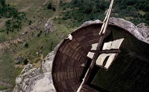 Кадр из фильма «Мельница и крест»