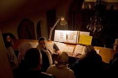 Трудные места богослужения: Дондеже, стража и назриши