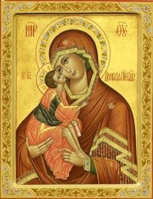 Икона Донской Божией Матери. Источник: iconexpo.ru
