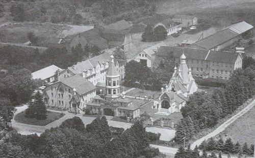 Свято-Троицкий монастырь (Джорданвилль)