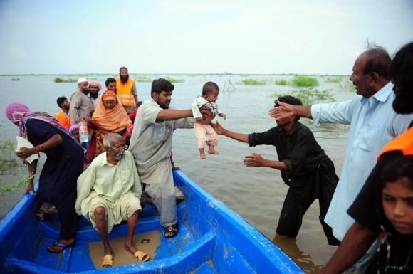 Наводнение в Пакистане (1)