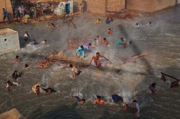 Наводнение в Пакистане (8)