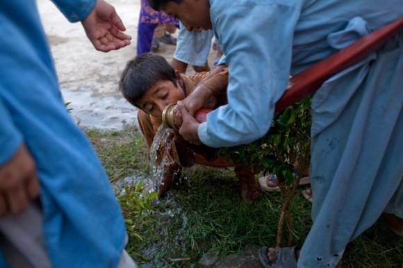 Наводнение в Пакистане (15)