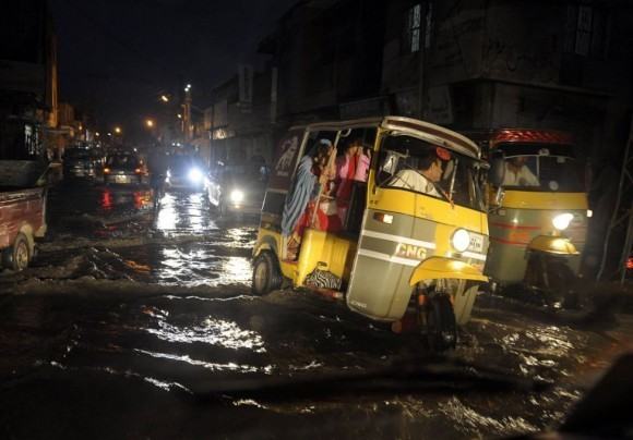 Наводнение в Пакистане (3)