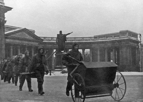 20 фотографий блокадного Ленинграда
