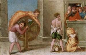 Мученики первых веков христианства