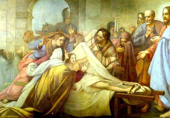 Исааковский собор, роспись, В.К. Шебуев