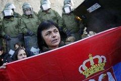 Митрополит Амфилохий (Радович): Молимся, чтобы баррикады выдержали