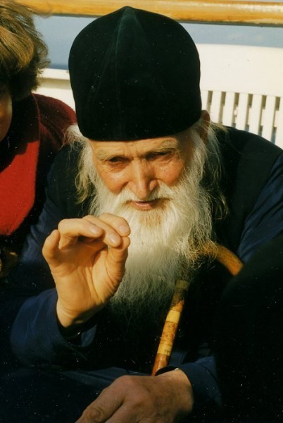 Отец Василий Швец.