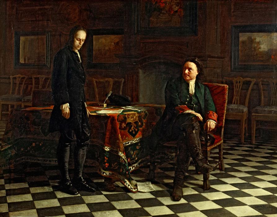 10 картин Николая Ге, которые стоит увидеть | Православие и мир