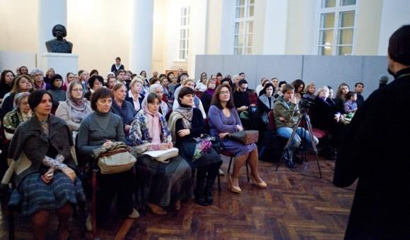 Вечер Олеси Николаевой. Фото Анны Гальпериной (28)