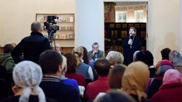 Вечер Олеси Николаевой. Фото Анны Гальпериной (32)