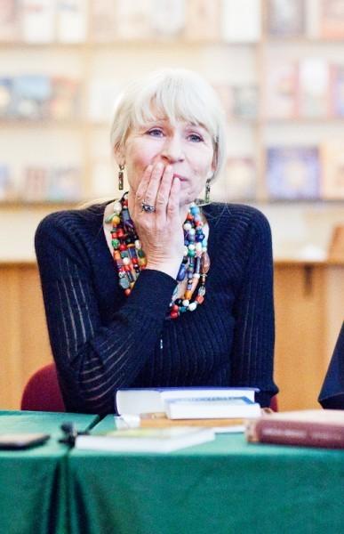 Вечер Олеси Николаевой. Фото Анны Гальпериной (36)