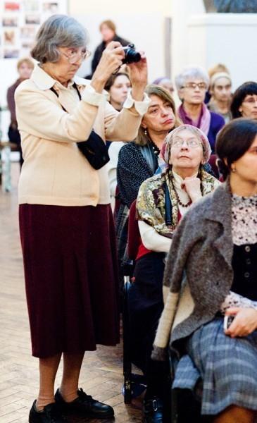 Вечер Олеси Николаевой. Фото Анны Гальпериной (42)