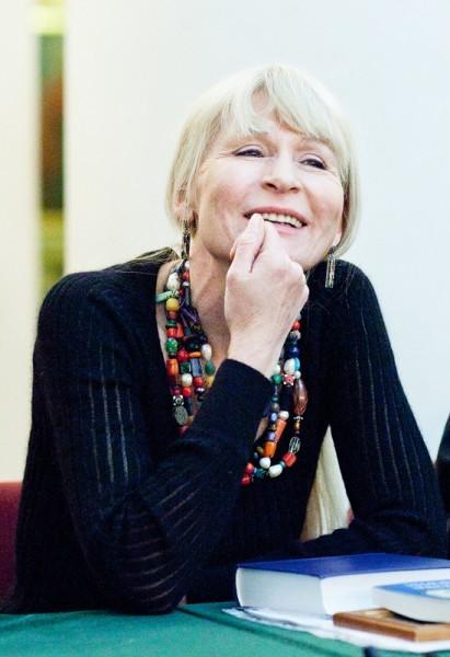 Вечер Олеси Николаевой. Фото Анны Гальпериной (50)