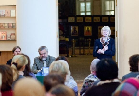 Вечер Олеси Николаевой. Фото Анны Гальпериной (53)