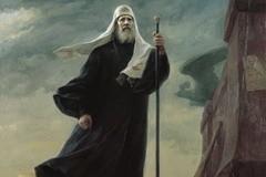Интервью с Патриархом Тихоном: «Не так легко свергнуть Царя Небесного, как царя земного»