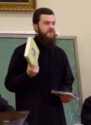 Священник Феодосий Амбарцумов. Фото: pstgu.ru