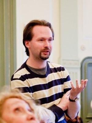 Станислав Минин. Фото Анны Гальпериной.