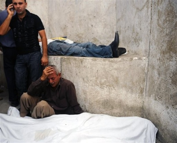 Власти Каира утверждают, что военные не открывали огонь по коптским демонстрантам