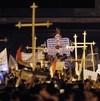Кровавое воскресенье Каира (фоторепортаж)