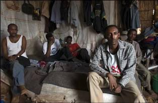 Заключенные-христиане в Эритрее (Release International)