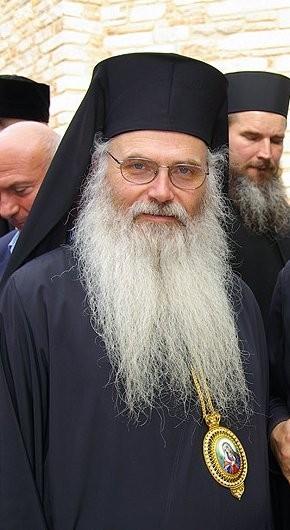 Митрополит Николай. Фото Алексея Козориза