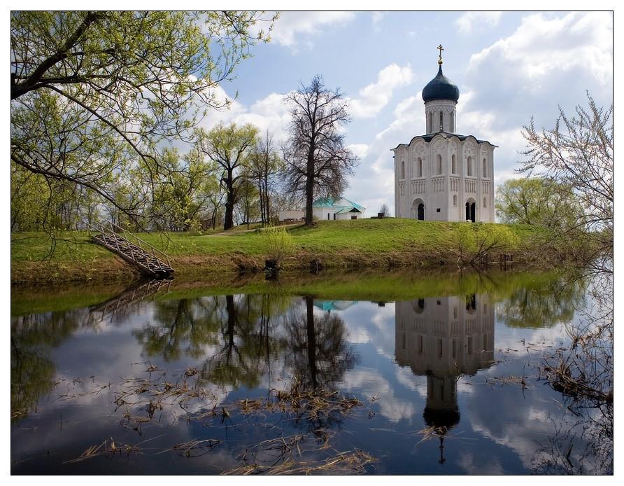 Храм на реке нерли доклад 4772