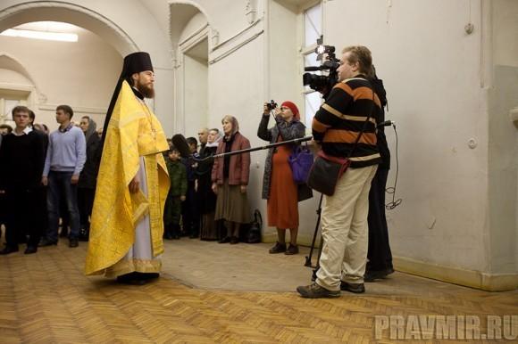 Литургия на Новой площади. Фото: Юлия Маковейчук. (6)