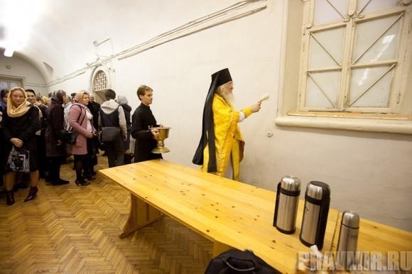 Литургия на Новой площади. Фото: Юлия Маковейчук. (7)