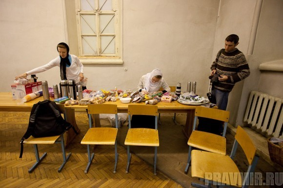 Литургия на Новой площади. Фото: Юлия Маковейчук. (9)
