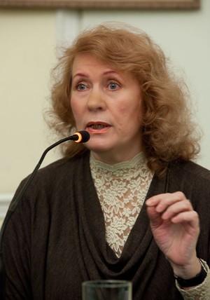 Людмила Сараскина. Фото Юлии Маковейчук