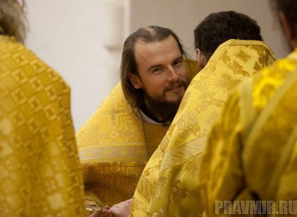 Литургия на Новой площади. Фото: Юлия Маковейчук. (28)