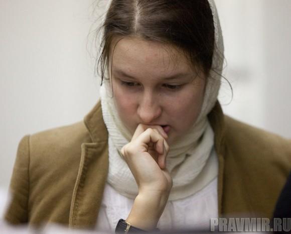 Литургия на Новой площади. Фото: Юлия Маковейчук. (31)