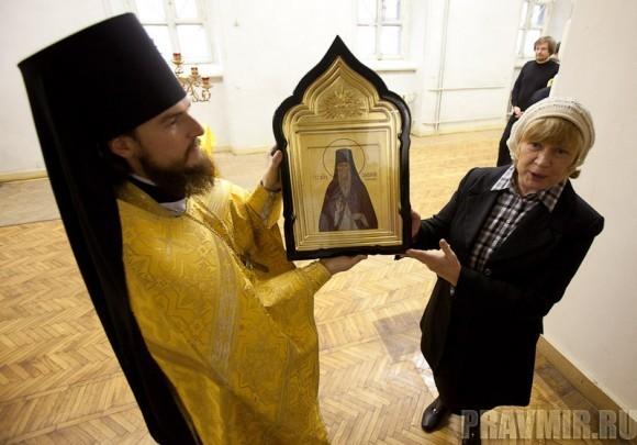 Литургия на Новой площади. Фото: Юлия Маковейчук. (36)