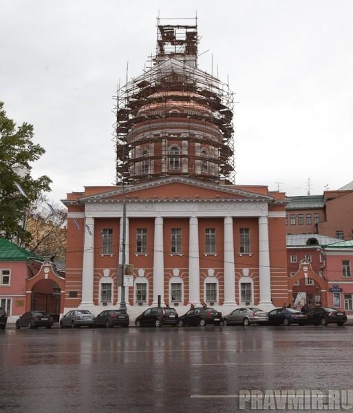 Литургия на Новой площади. Фото: Юлия Маковейчук. (42)