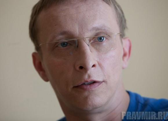 Иван Охлобыстин. Фото Юлии Маковейчук