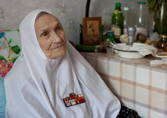 Монахиня Адриана (Малышева). Фото Юлии Маковейчук