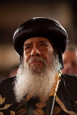 Патриарх Шенуда III