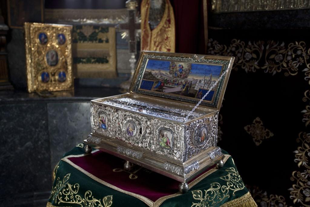 О пребывании Честного Пояса Пресвятой Богородицы в России