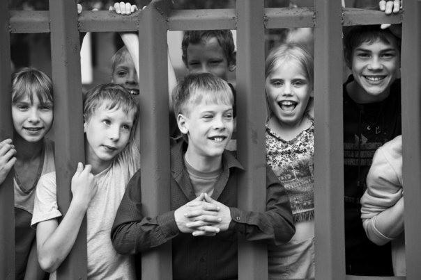 Детский дом личный опыт